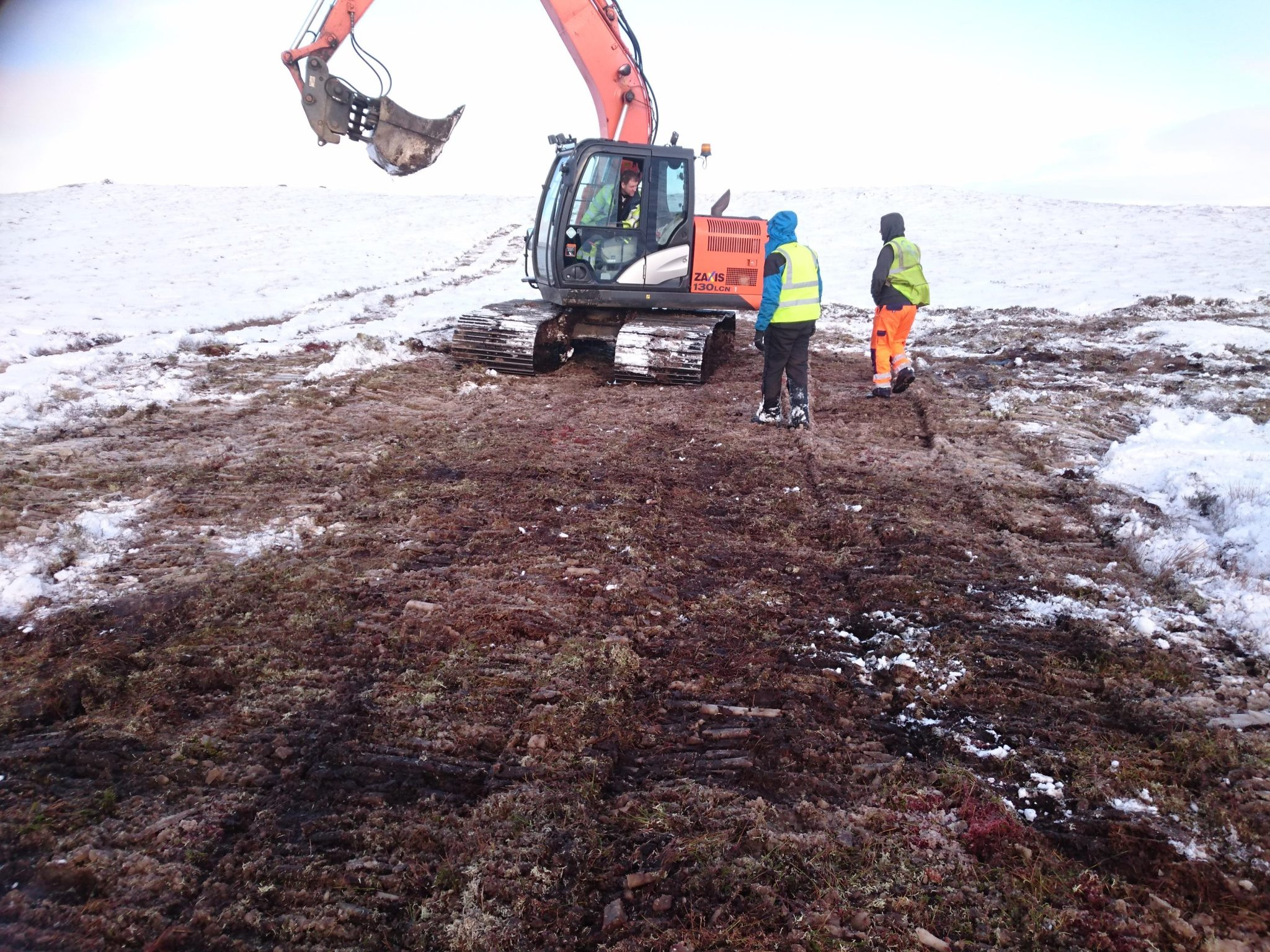 Peat Action 2018-19